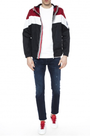 Hooded jacket od Moncler