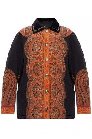 Silk jacket od Etro