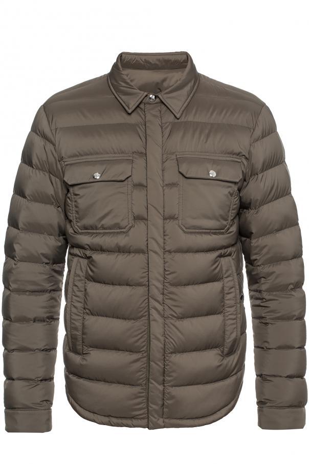 b8e943512 Caph' quilted down jacket Moncler - Vitkac shop online