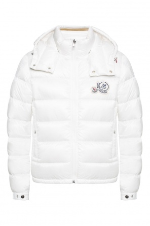 Patched down jacket od Moncler