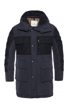 'perrault' hooded down jacket od Moncler