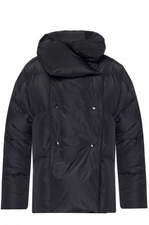 Double-breasted down jacket od Moncler