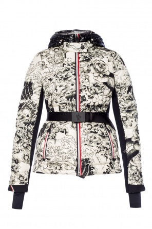'bruche' patterned down jacket od Moncler Grenoble