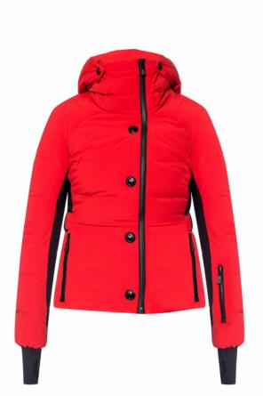 Down jacket with a hood od Moncler Grenoble