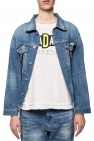Diesel Zipped denim jacket