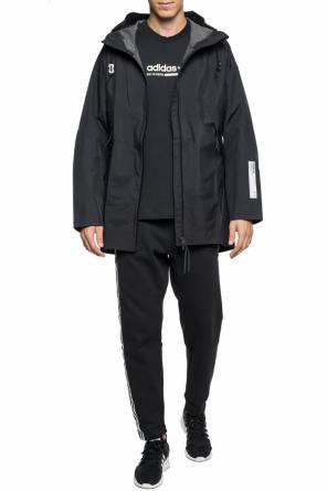 Branded rain coat od ADIDAS Originals