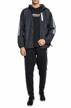 Branded rain jacket od ADIDAS Originals