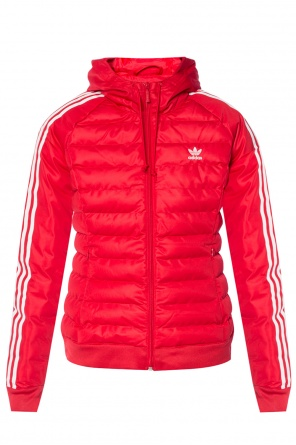 Hooded quilted jacket od ADIDAS Originals