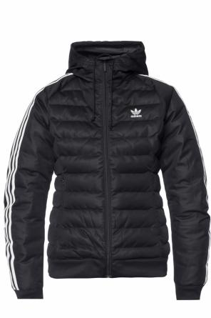 Quilted jacket with a hood od ADIDAS Originals