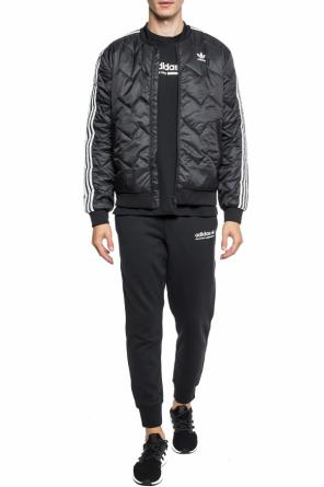 Bomber' jacket with a logo od ADIDAS Originals