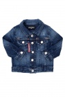 Dsquared2 Kids Distressed denim jacket