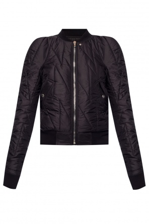 Quilted bomber jacket od Rick Owens DRKSHDW