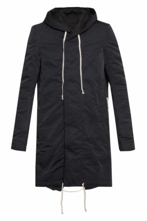 Insulated parka od Rick Owens DRKSHDW