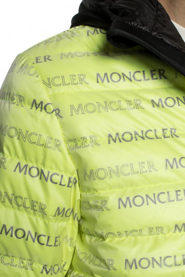 'dun' quilted down jacket od Moncler
