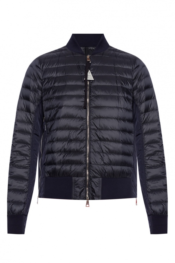 0654dfac7b3fb Pikowana kurtka puchowa 'Rome' Moncler - sklep internetowy Vitkac
