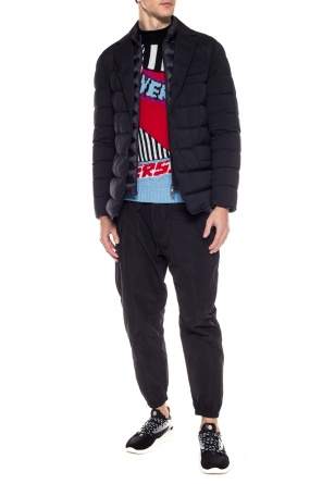 Quilted jacket od Moncler