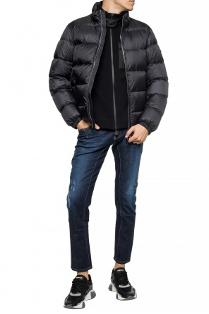 'zin' quilted down jacket od Moncler