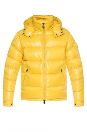 'maya' quilted down jacket od Moncler