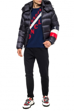 'willm' quilted down jacket od Moncler