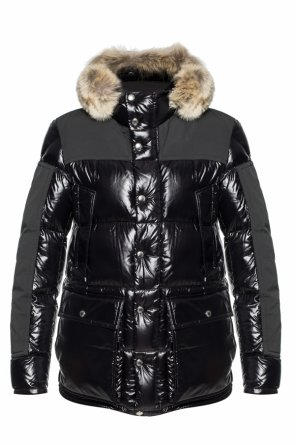 'frey' quilted down jacket od Moncler