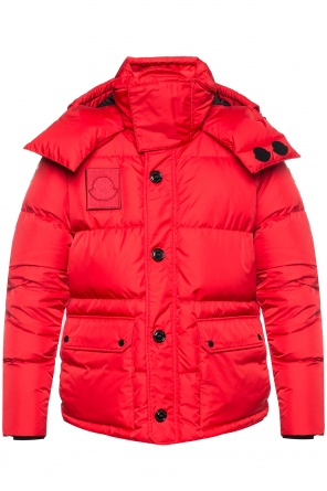 'dary' quilted down jacket od Moncler