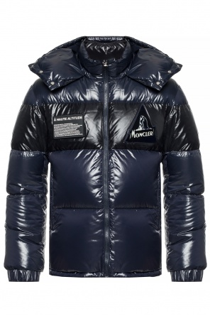 'gary' quilted down jacket od Moncler