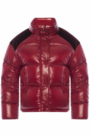 'chouette' quilted down jacket od Moncler