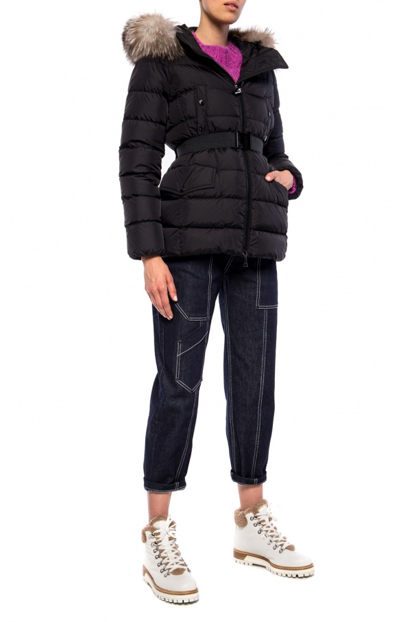 Clion' quilted down jacket Moncler - Vitkac shop online