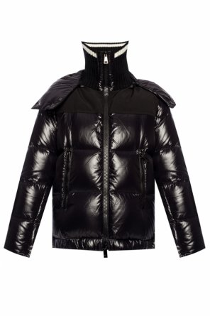 'wouri' quilted down jacket od Moncler