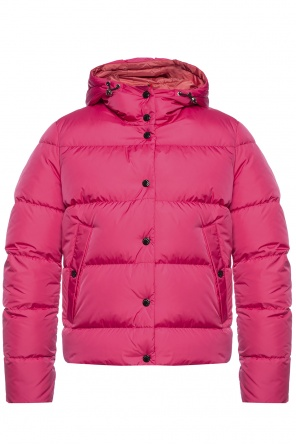 'lena' quilted down jacket od Moncler