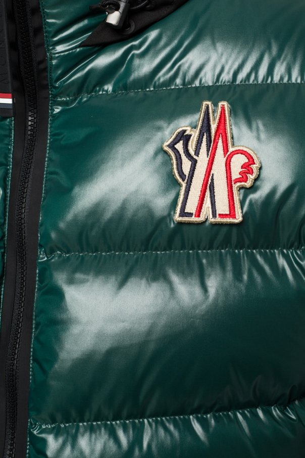 'gollinger' quilted down jacket od Moncler Grenoble
