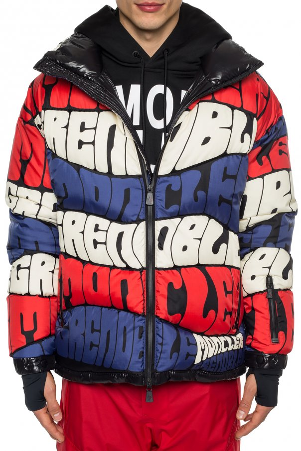'limmat' quilted down jacket od Moncler Grenoble