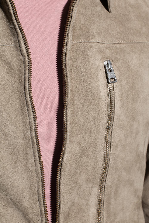 AllSaints 'Eadric' suede jacket