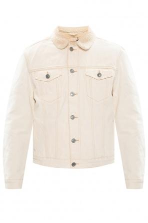 'elgin' denim jacket od AllSaints