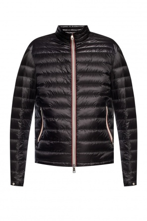'daniel' quilted jacket with logo od Moncler
