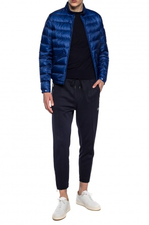 'agay' quilted down jacket od Moncler