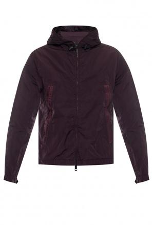 Hooded jacket od Moncler