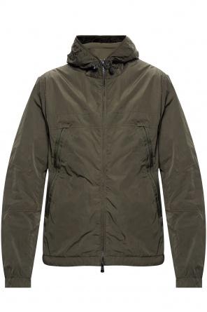 'scie' hooded jacket od Moncler