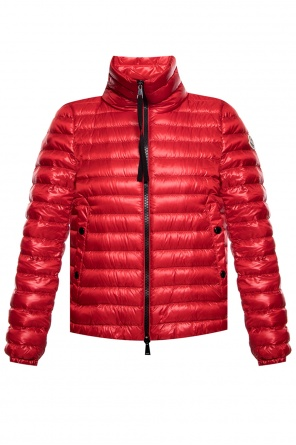 'basane' quilted jacket od Moncler