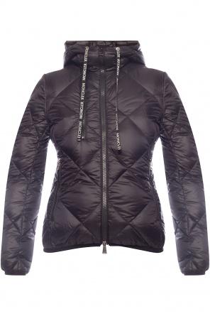'lan' hooded jacket od Moncler