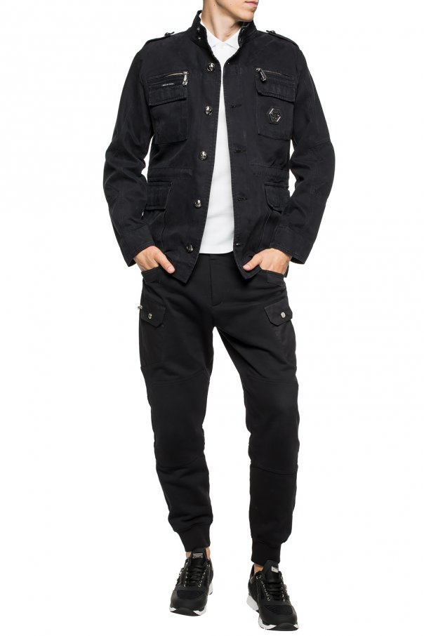 Jacket with pockets od Philipp Plein
