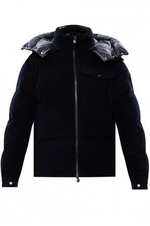 'vignemale' quilted down jacket with hood od Moncler