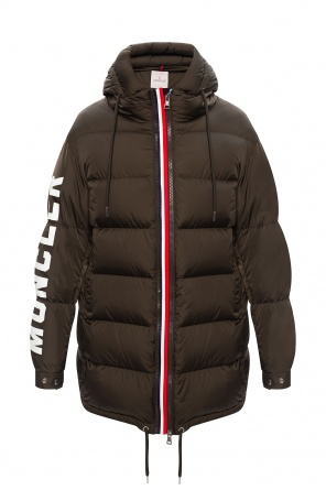 'moncenisio' down jacket with hood od Moncler