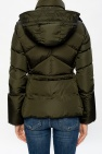Moncler 'O' 'Aloes' quilted down jacket