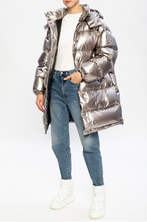 'gadu' quilted down jacket with hood od Moncler