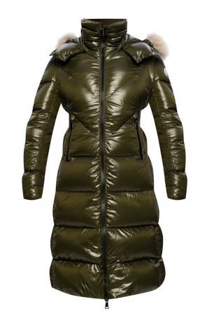 'ribafur' jacket od Moncler