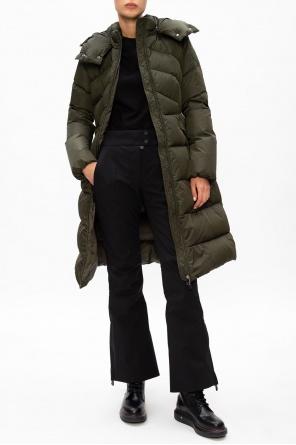 'agot' down jacket od Moncler