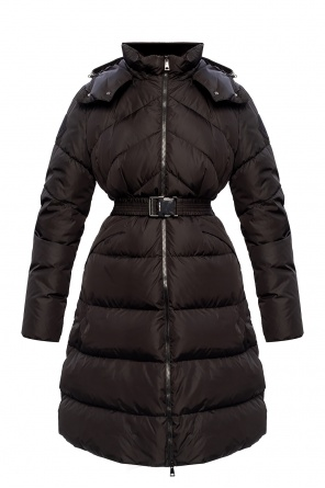 'agot' quilted down coat with hood od Moncler