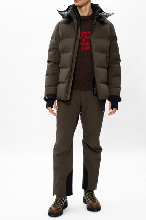 'montgetech' down jacket od Moncler Grenoble