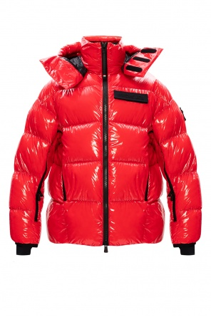 'verrand' quilted down jacket with hood od Moncler Grenoble